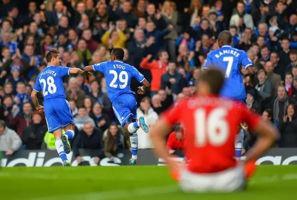 Chelsea 3-1 Manchester United - Massive win for Chelsea