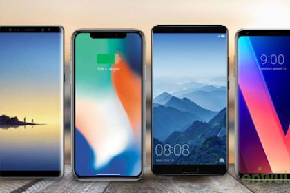 Smartphone Android Terlaris di Indonesia 2019