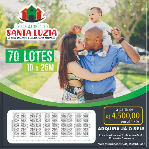 BURITI DOS LOPES | LOTEAMENTO SANTA LUZIA