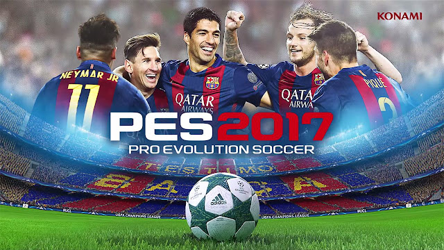 تحميل لعبة بيس 2017 للكمبيوتر برابط مباشر ميديا فاير Download PES 2017