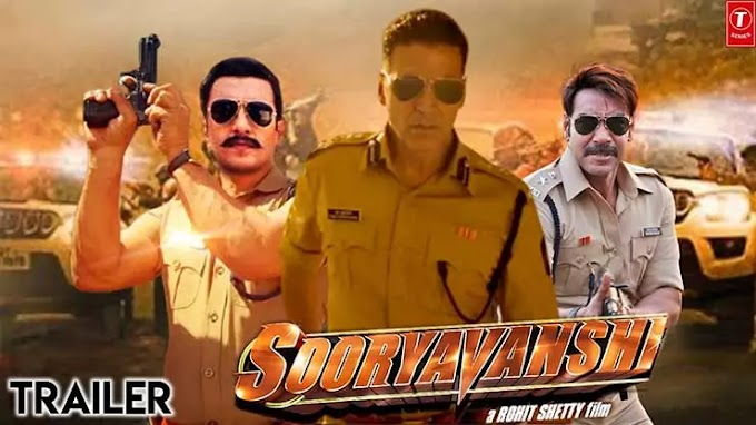 Sooryavanshi Movie 2020 - Cast, Story, & Review