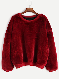 http://es.shein.com/Burgundy-Dropped-Shoulder-Seam-Fuzzy-Sweatshirt-p-326581-cat-1773.html