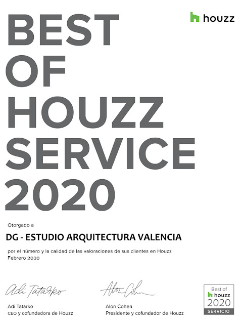 DG ARQUITECTO VALENCIA BEST OF HOUZZ
