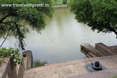 त्रिवेणी घाट एवं संगम विदिशा - Triveni Ghat and Sangam Vidisha