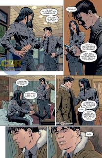 """Readaptacion de el cómic """"30 días de noche"""" por Steven Niles"""