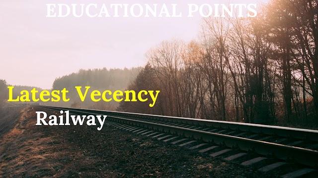 Latest Vecency साउथ वेस्टर्न रेलवे में अप्रैटिस