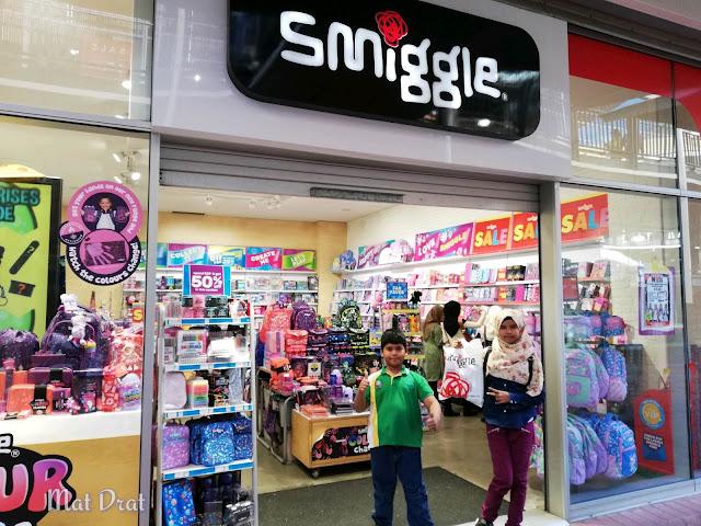Shoping Murah di Perth