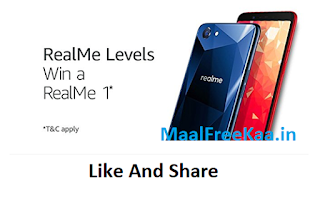Realme 1 Phone Free