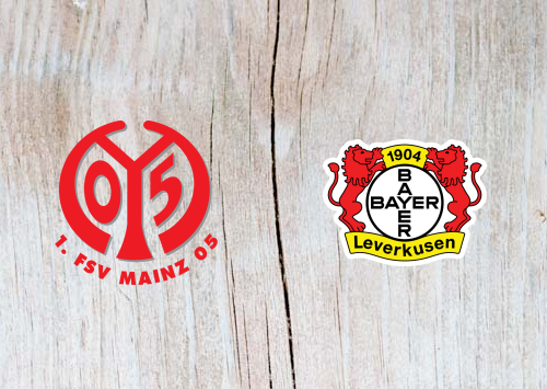 Mainz vs Bayer Leverkusen - Highlights 8 February 2019