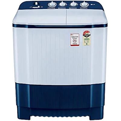 LG 6.5 Kg 4 Star Semi Automatic Top Load Washing Machine