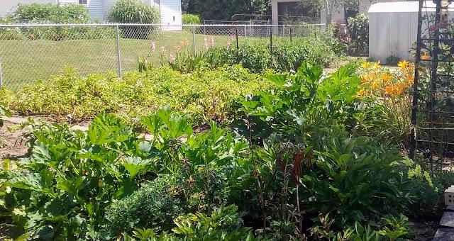 metamora herald garden