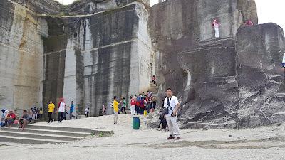 Tebing Breksi, Bekas Tambang Yang Kini Jadi Tempat Wisata Yang Fotogenic