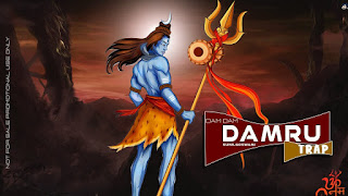 Damru Lyrics   Trap Version   Devotional   Song FT Sunil Goswami DJ SYK PRODUCTION