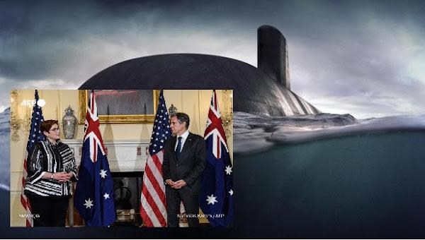 Sous-marins : l'Australie annule le «gigantesque contrat du siècle» avec la France, Paris dénonce une «décision très regrettable»