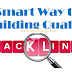 Smart Way to Building Quality Backlink
