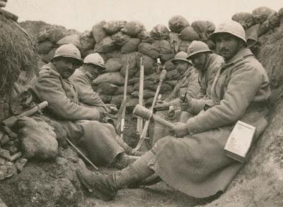 Sebab Umum Perang Dunia 1