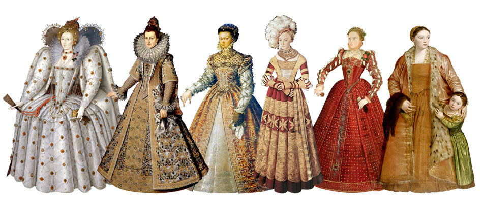 Clothing in the Renaissance Period - Such Unique Style