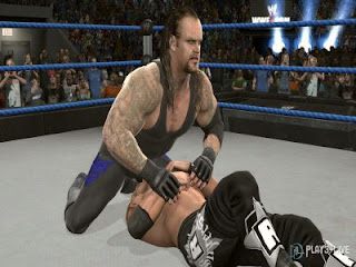 Free Download WWE SmackDown VS Raw 2009 PC Game