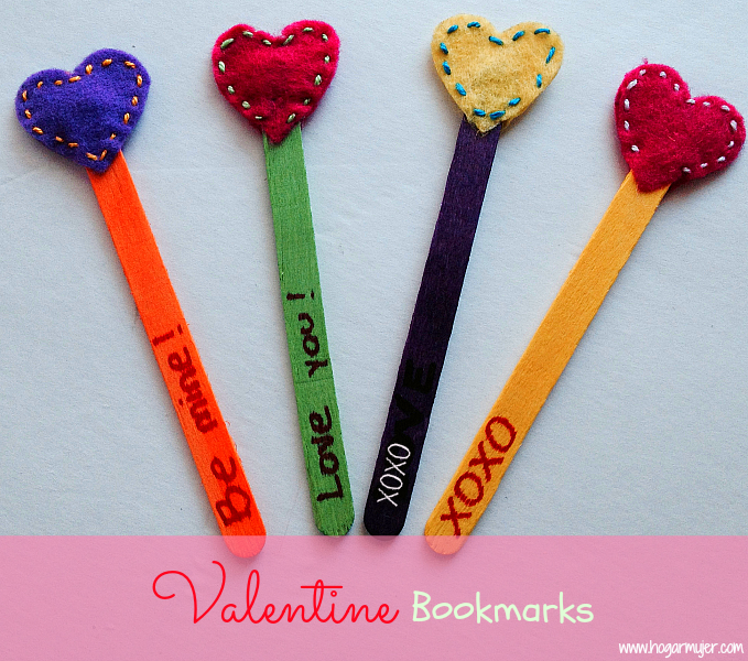 #DIY #manualidades #Valentine #hogarmujer