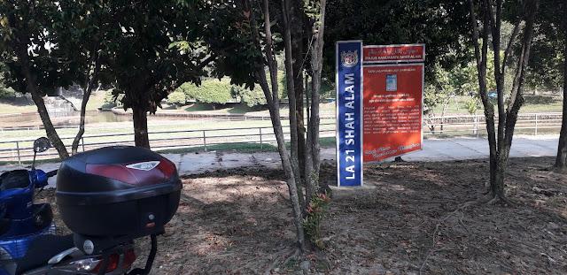 Denai Larian Bukit Jelutong
