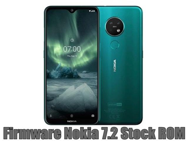Firmware Nokia 7.2 Stock ROM