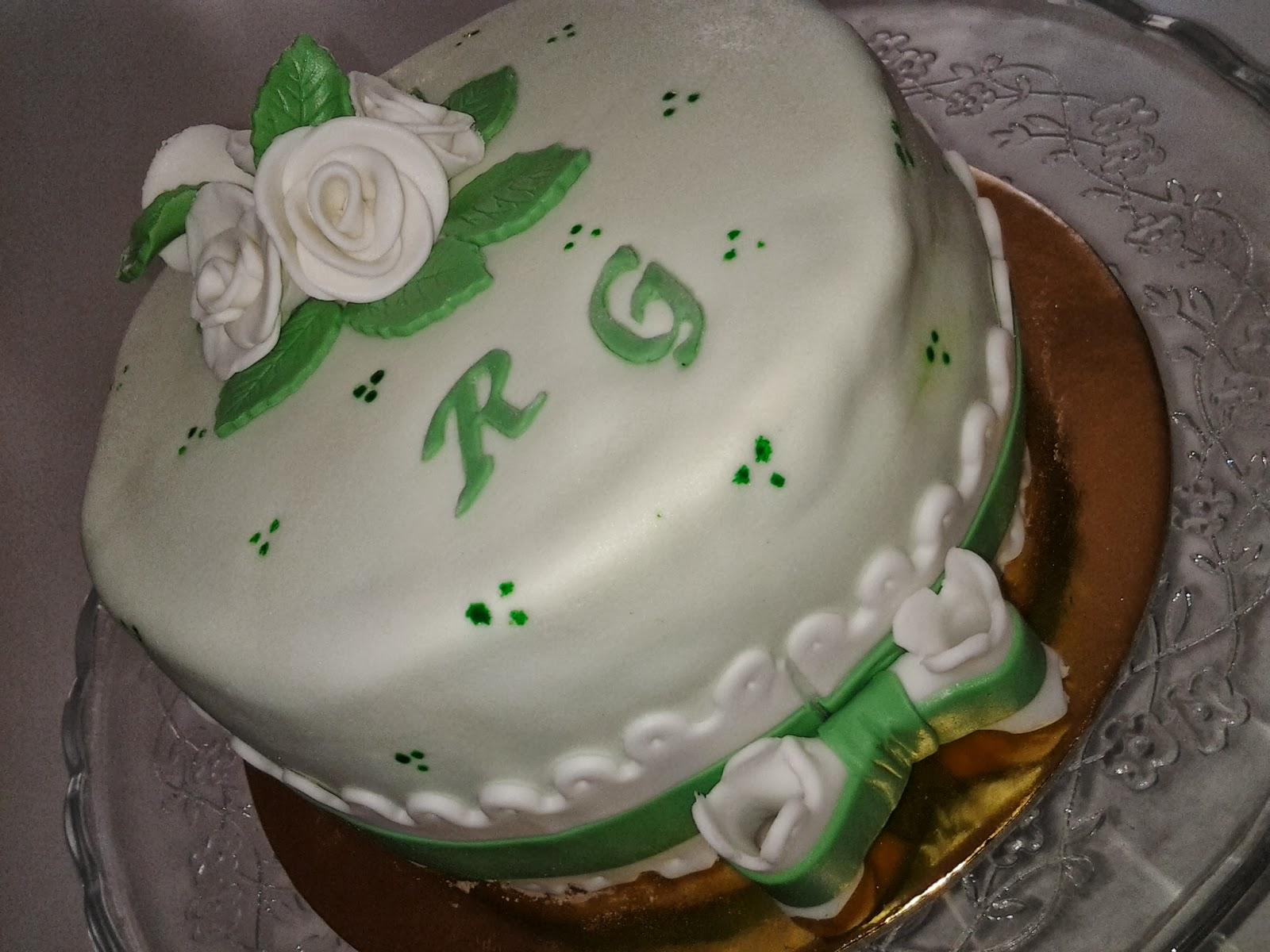 abbastanza torta 40 anni di matrimonio! | TeLaFaccioioLaTorta ZR89