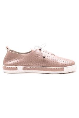 vizon astarsız ayakkabı