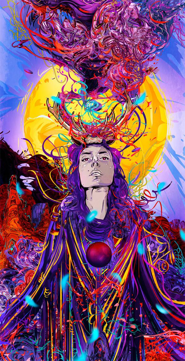 Diego L. Rodriguez. Эксперименты. 9