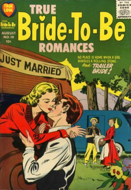 Simon-Kirby Romance Comics