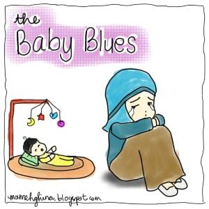 Mengenal Baby Blues Syndrome, Penyebab, Gejala, dan Cara ...