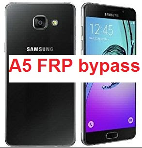 How to reset FRP lOCK Samsung A510fd Or A510?