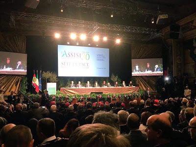 Bishop Matthew Kukah, Emir of Kano, other religious leaders meet in Italy (pics)
