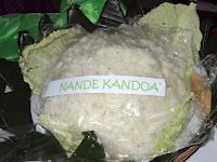 Nande Kandoa Makanan Khas Enrekang, Sulawesi Selatan