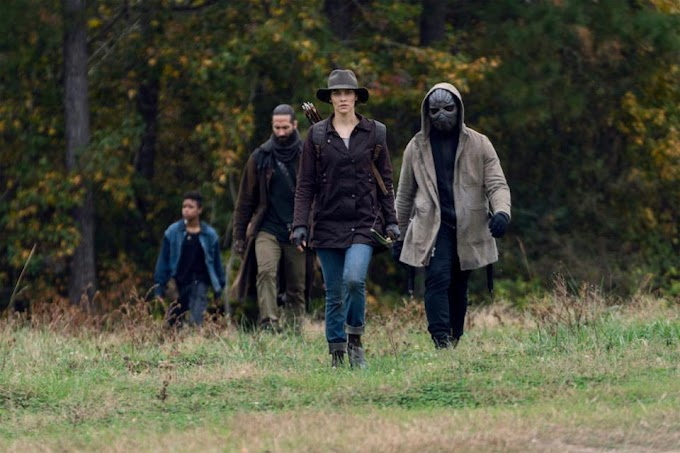 Review: The Walking Dead: Home Sweet Home S10E17