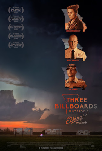 Three Billboards Outside Ebbing Missouri (BRRip 720p Dual Latino / Ingles) (2017)