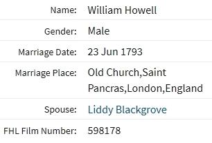 Ancestry.com. England, Select Marriages, 1538–1973 [database on-line]. Provo, UT, USA: Ancestry.com Operations, Inc., 2014.