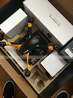 Hubsan H109S Package Contents