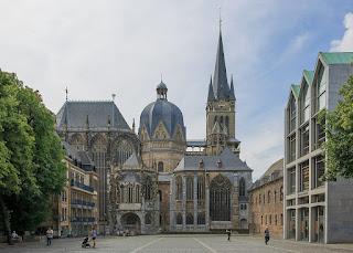 La Catedral de Aquisgrán
