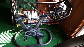 Used EVO CX Exercise Bike