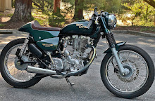 Calif. 2006 cafe racer