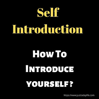 Self Introduction,Self Introduction, Self Introduction Definition, self introduction, self introduction example, self introduction examples,  self introduction for students, self introduction sample for job interview, self introduction in interview for experienced candidates