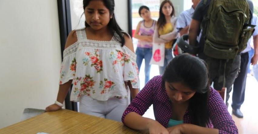 EXAMEN ADES - UNP: Inscripciones vencen el 11 de Enero - www.unp.edu.pe