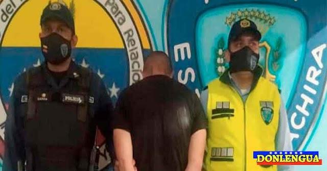 Asesinó a su ex-mujer y acuchilló a su propia madre en Táchira