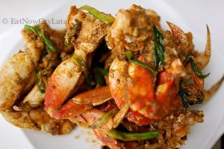 Asian crab recipes