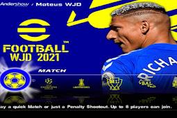 eFootball PES 2022 WJD Summer Transfer English Version PS2 ISO