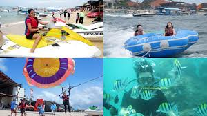 Tanjung Benoa Bali Tourist Attractions - Water Activity Centre
