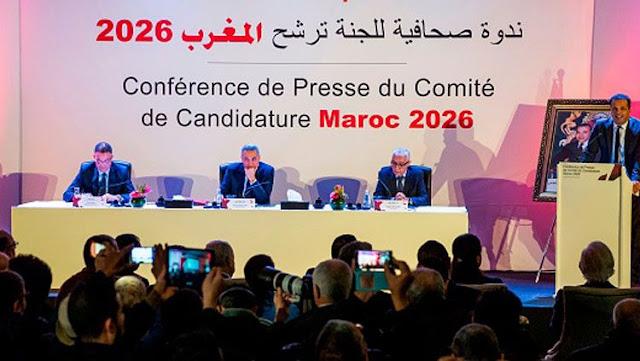 Maroko Jadi Tuan Rumah Piala Dunia 2026?