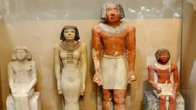Ancient Egyptian Family