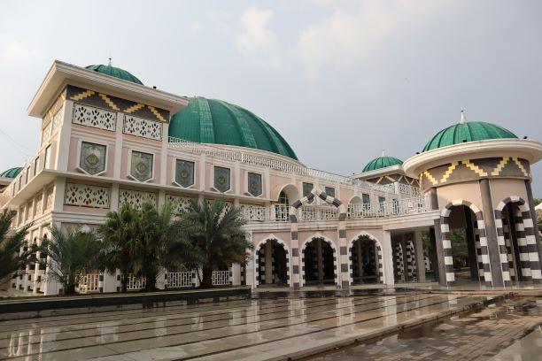 Foto Masjid Taqwa kota Metro