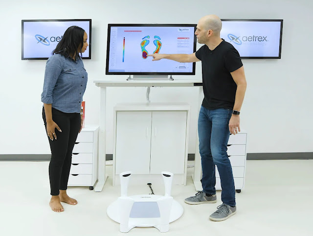 Shoeography: How Aetrex Has Revolutionized Foot Scanning